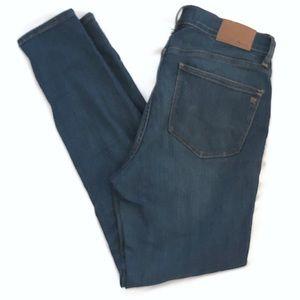 Madewell Roadtripper highrise skinny jeans sz. 29